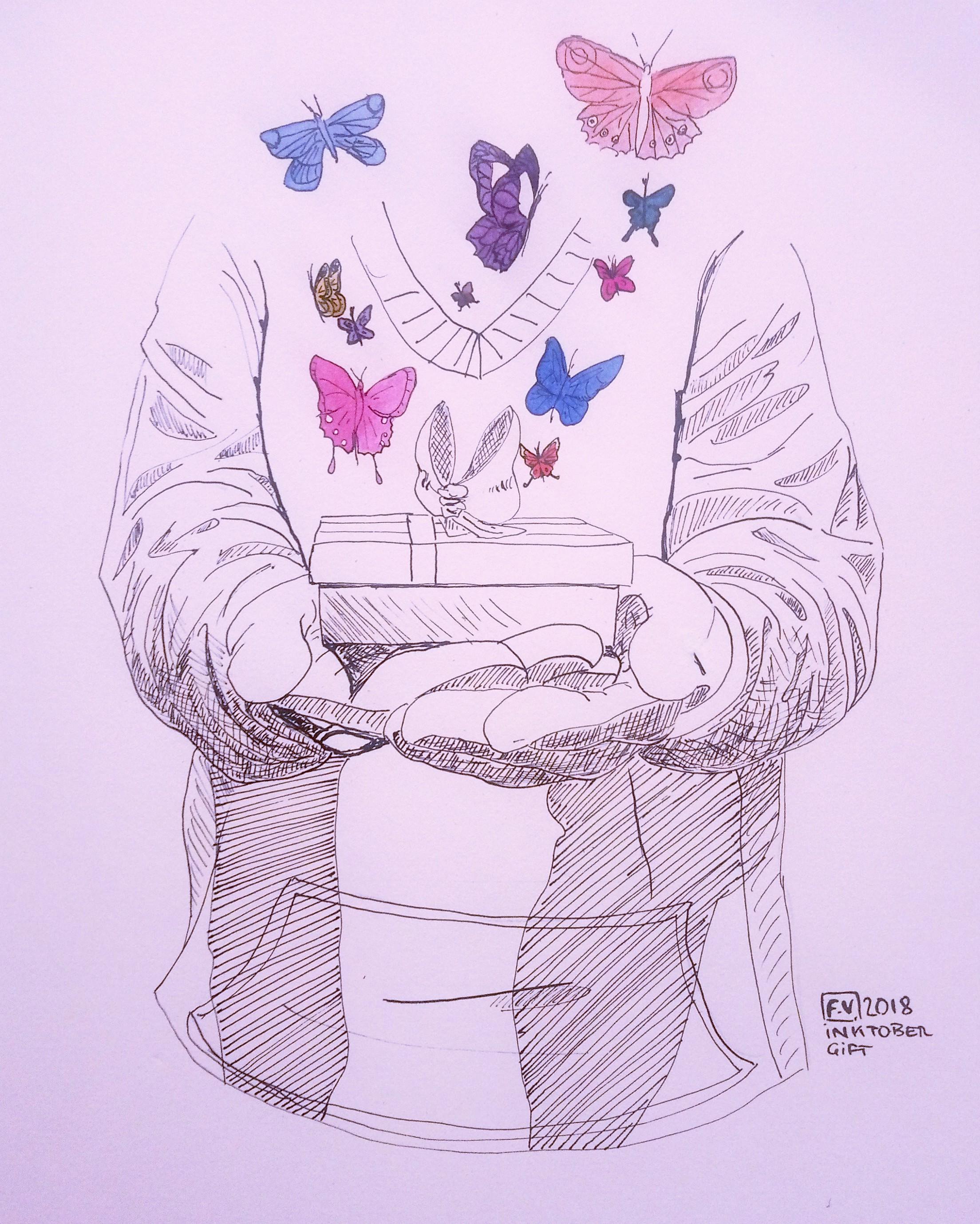 Gift - Inktober2018 FV_1